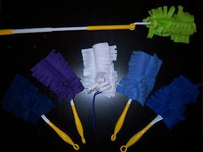 1 DUSTER WASHABLE 1 SWIFFER REFILL SIDED