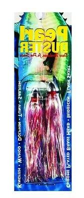 Boone Duster Lure , Pink/Pearl,  3-Inch