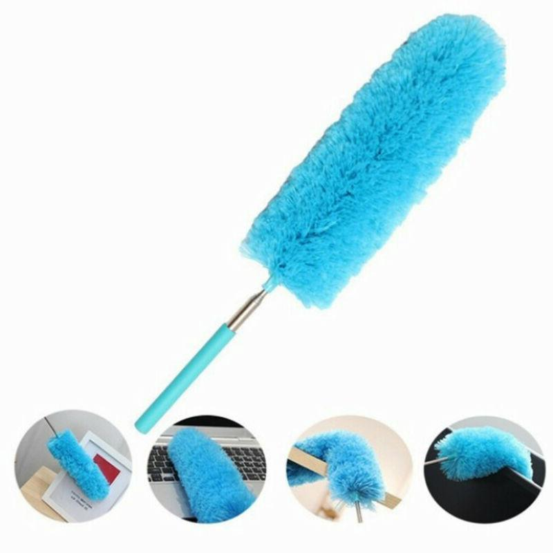 Dusting House Cleaning Soft Microfiber Extendable