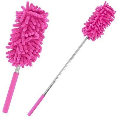 Extendable Cleaning Brush Feather Brushes