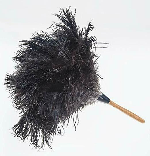 Feather Ostrich Dust Brush Cleaning Tools With