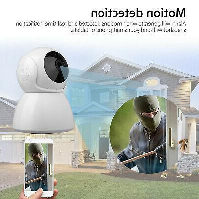 Security Camera Indoor CCTV Home Baby Monitor