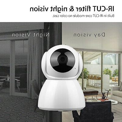 1080P HD Wireless Security Home Monitor