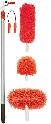 OXO Good Grips 3-in-1 Extendable Microfiber Long Reach Duste