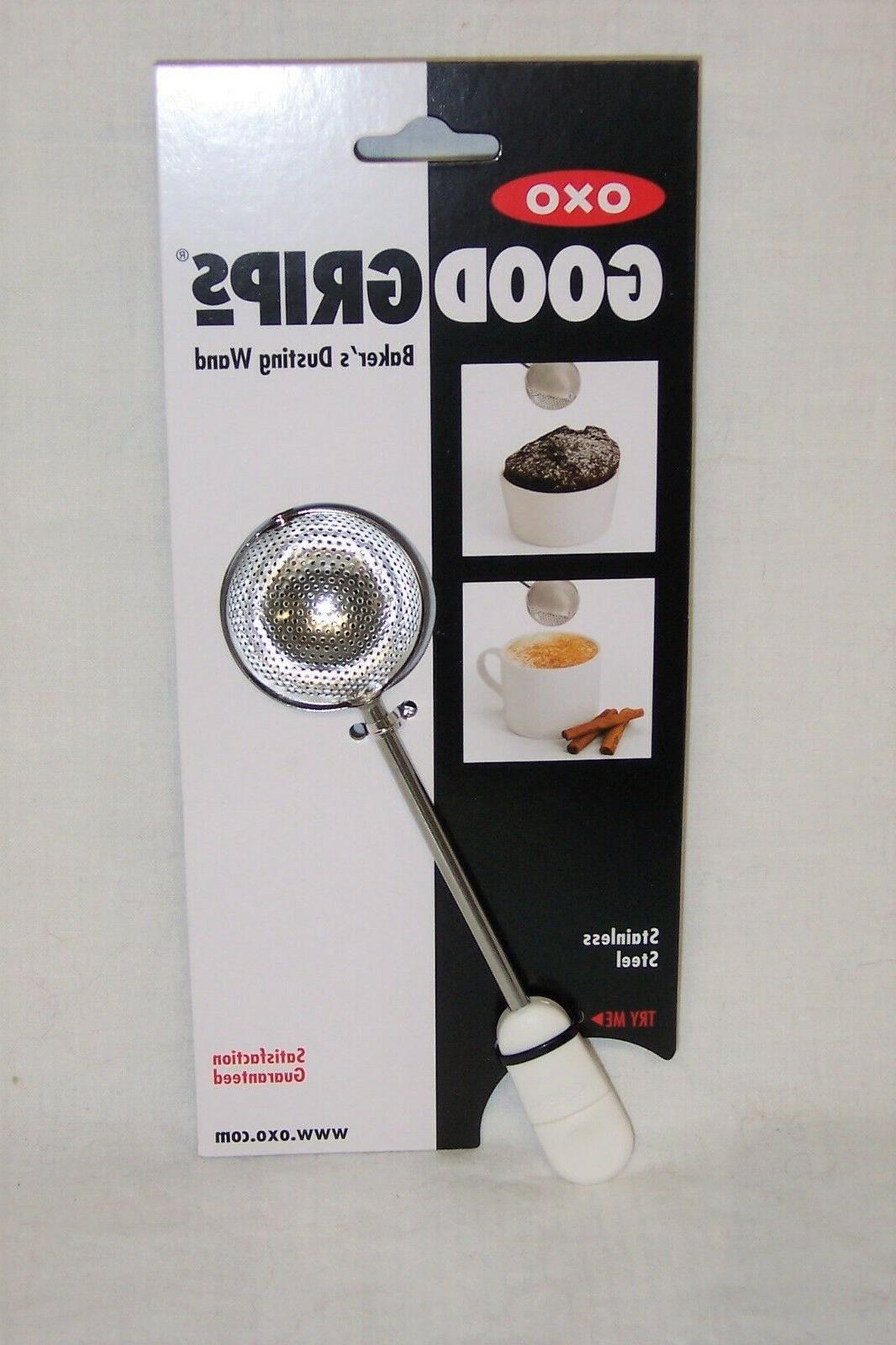 good grips baker dusting wand