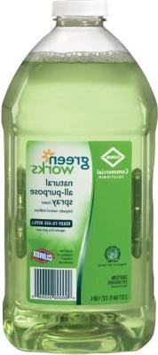 Clorox Green Works Naturally Derived All-Purpose Cleaner Ref