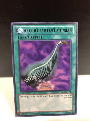 harpie s feather duster bp01 en035 nm