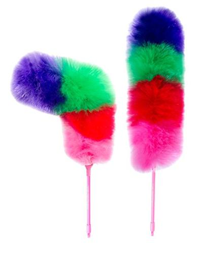 """Kitchen + 27"""" with Bonus 35"""" Extension - Electrostatic Feather attracts like Assorted Colors Will Ship"""