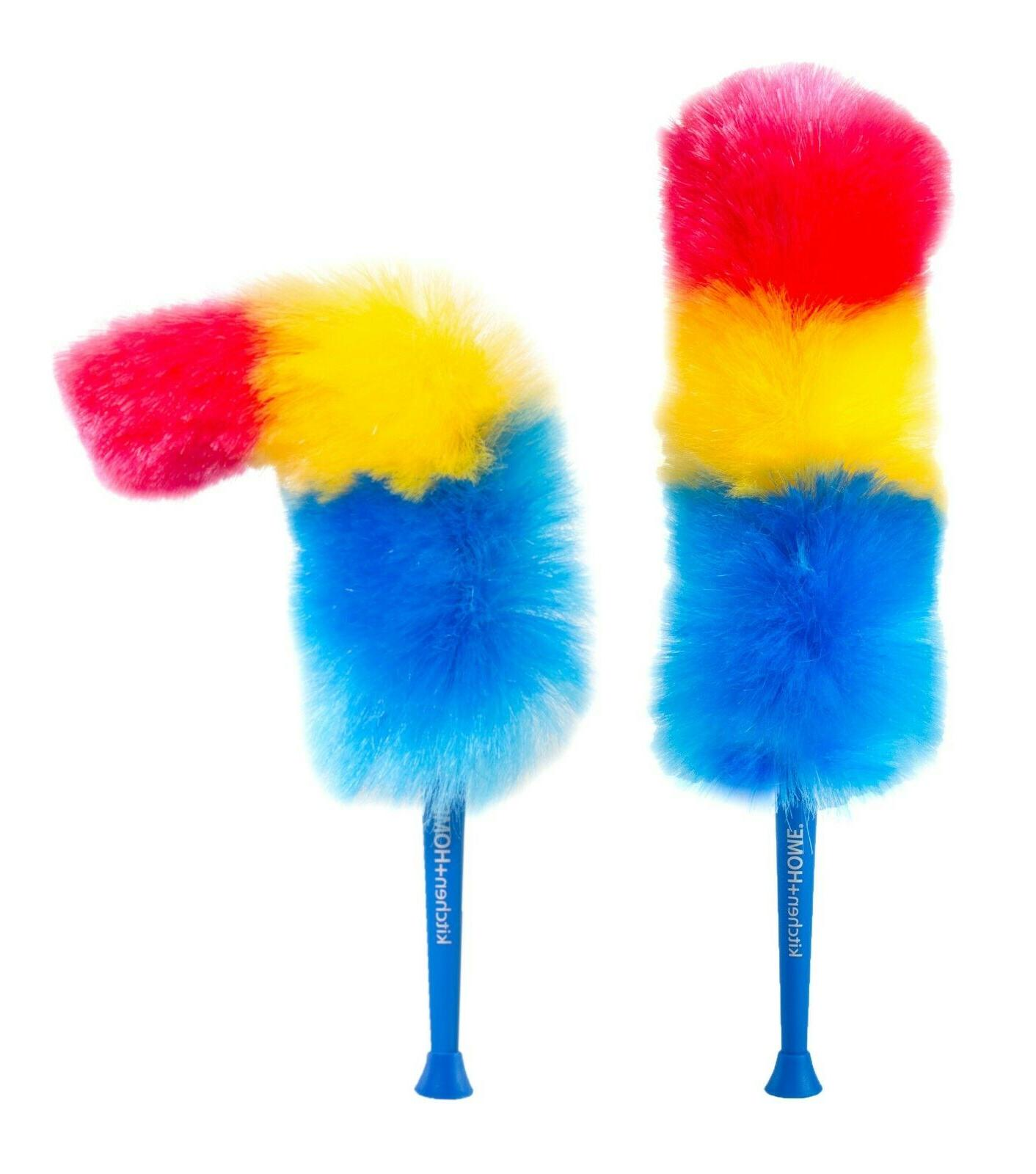 """Kitchen + 18"""" Electrostatic Feather Duster"""