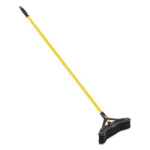 maximizer push center broom