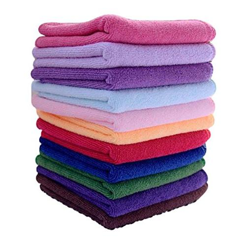 microfiber cleaning cloth multifunctional home