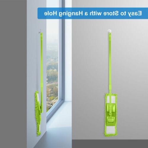 Microfiber Extendable Mop Floor Dust Refill Pads