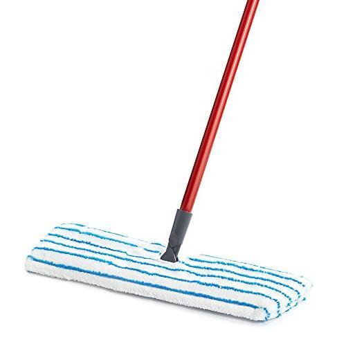 microfiber flip mop damp dry