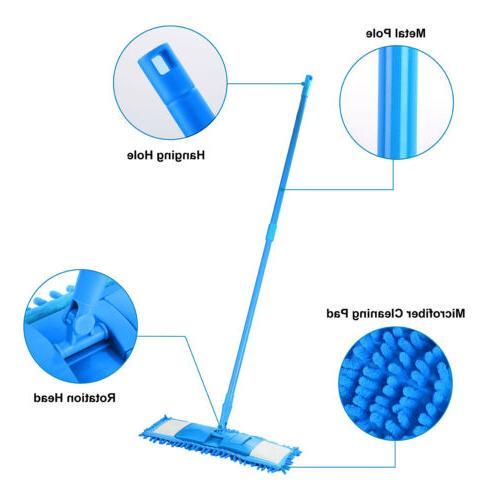 Microfiber Hardwood Dust Cleaning Washable