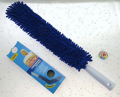 Mr. Bendable Duster ~ Washable