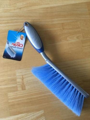 mr clean workshop kitchen counter brush duster