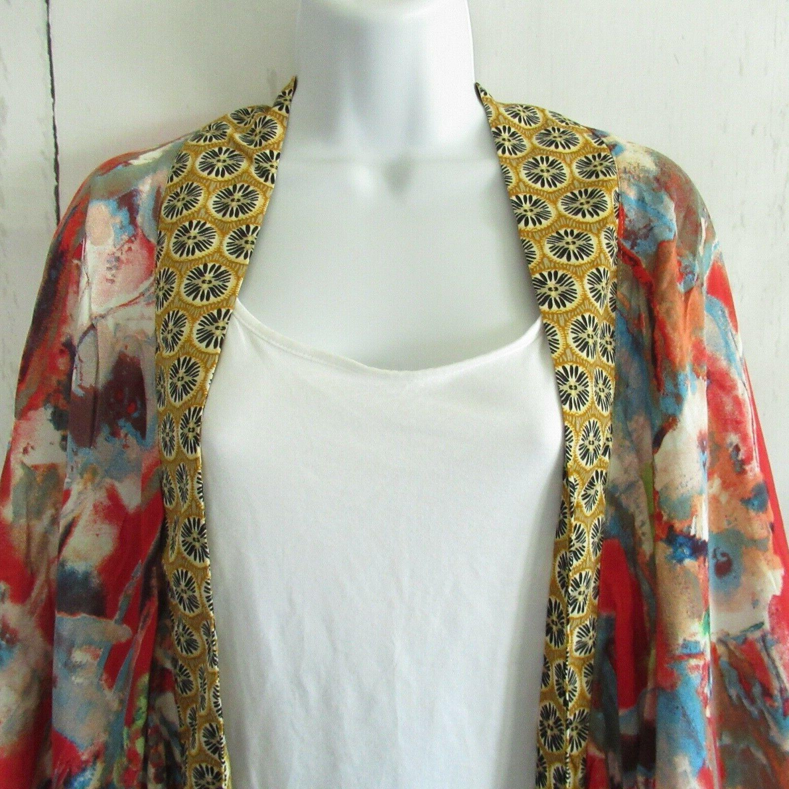 New Umgee Floral Peasant Size