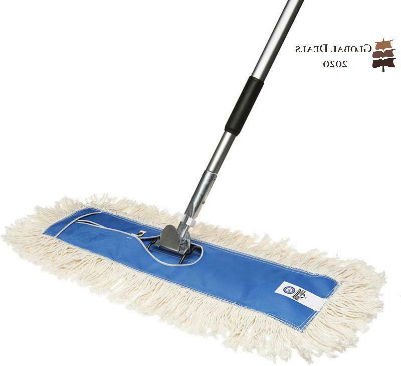 Nine Dust Mop Head Hardwood Floor