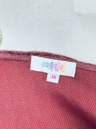 NWT Dusty Pink Heathered Cardigan XL