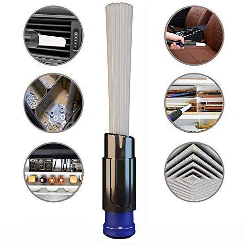 Panshi Universal Dusty Brush Pro Tubes Accessories, Dust Sweeper with with Dyson