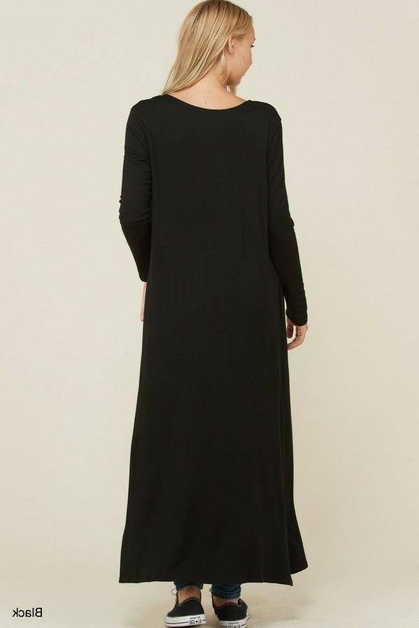 Women's Duster Sleeves Front Colors