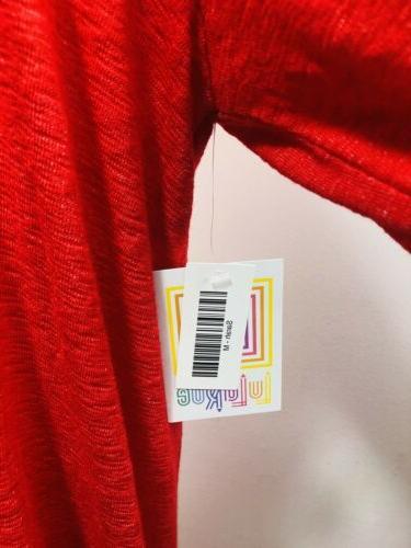 LuLaRoe Sarah Cardigan Duster Sweater, Medium - NWT