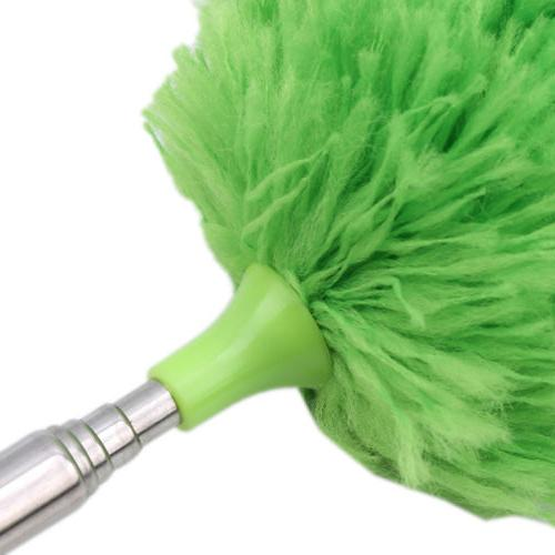 Soft Static Cleaning Feather Duster Magic