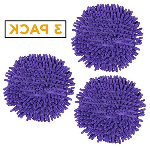 spin mop duster replacement head
