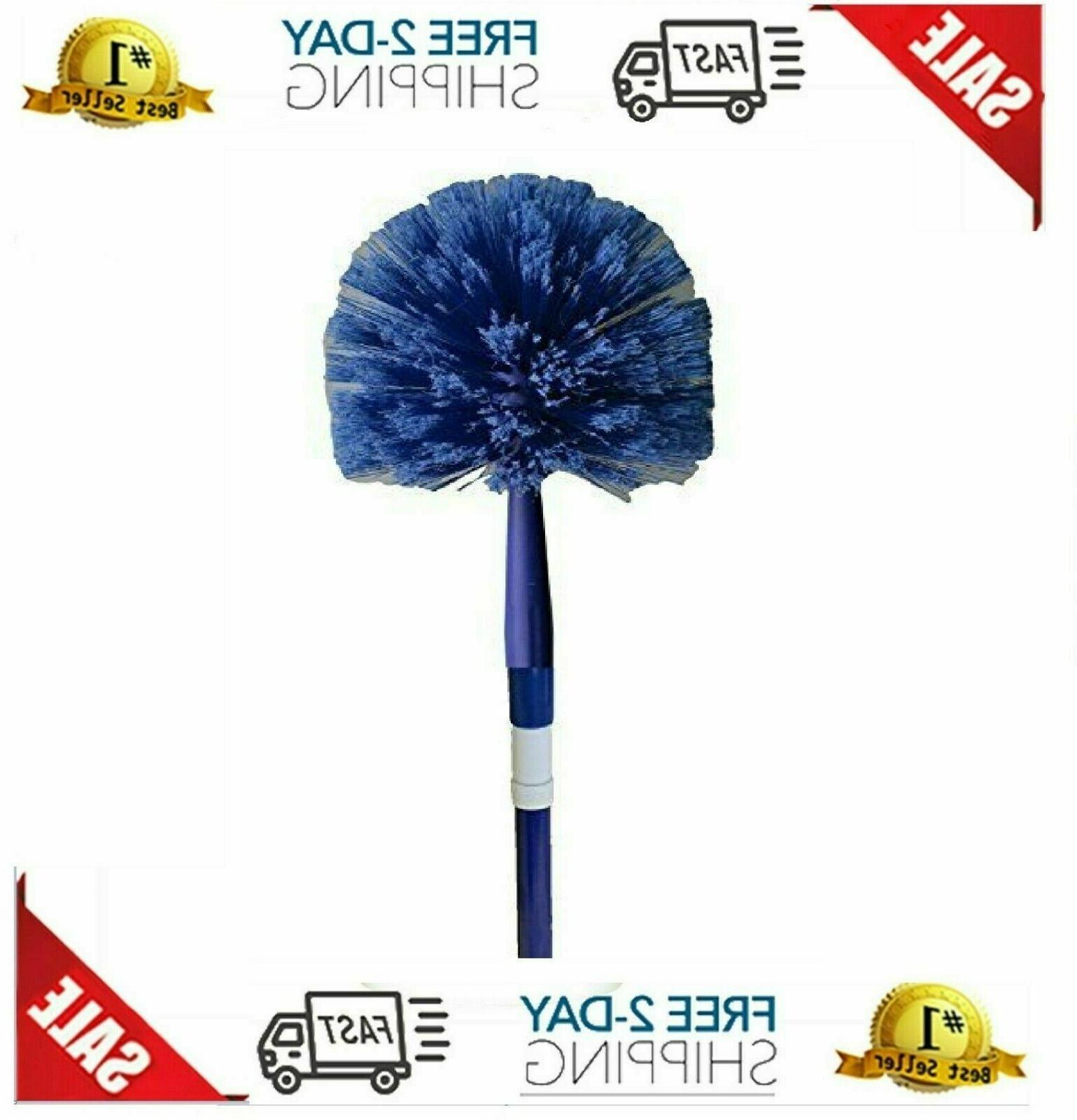 Starmax Webster Cob Duster Head, Blue ,Pack 6,