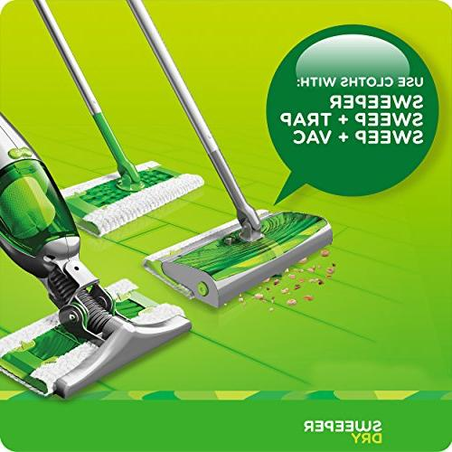 Swiffer Refills Mopping and All Floor Cleaning Product, 52