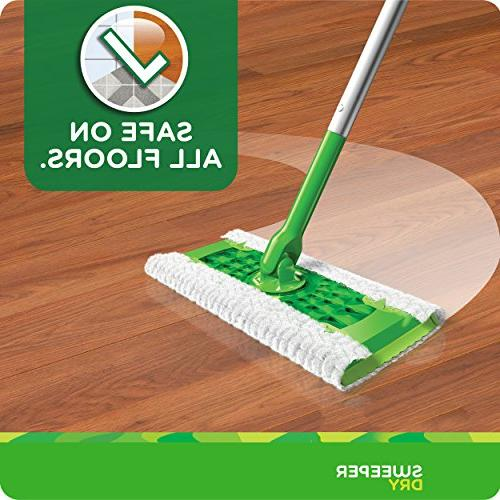 Swiffer Refills for Floor and Cleaning, Floor Cleaning Product, 52