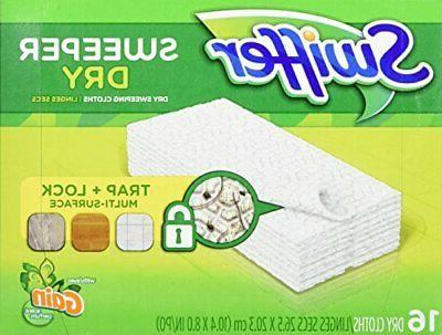 sweeper gain scent dry sweeping