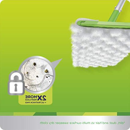 Swiffer Mop Pad Floor and All Floor Product, 20 Count, 2