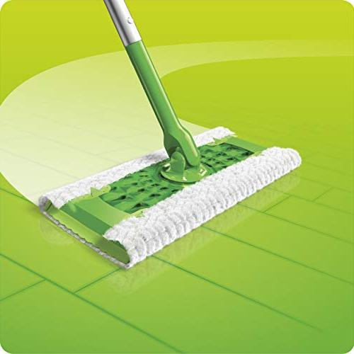 Swiffer Mop Floor and Cleaning, Floor Cleaning Count, 2