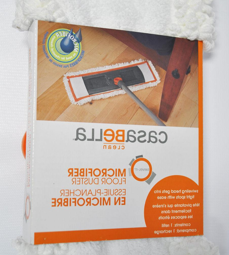 swivel micro fiber floor duster