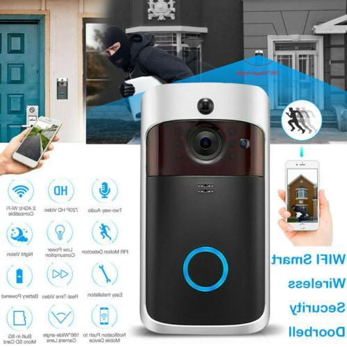 Video Doorbell HD Smart Camera