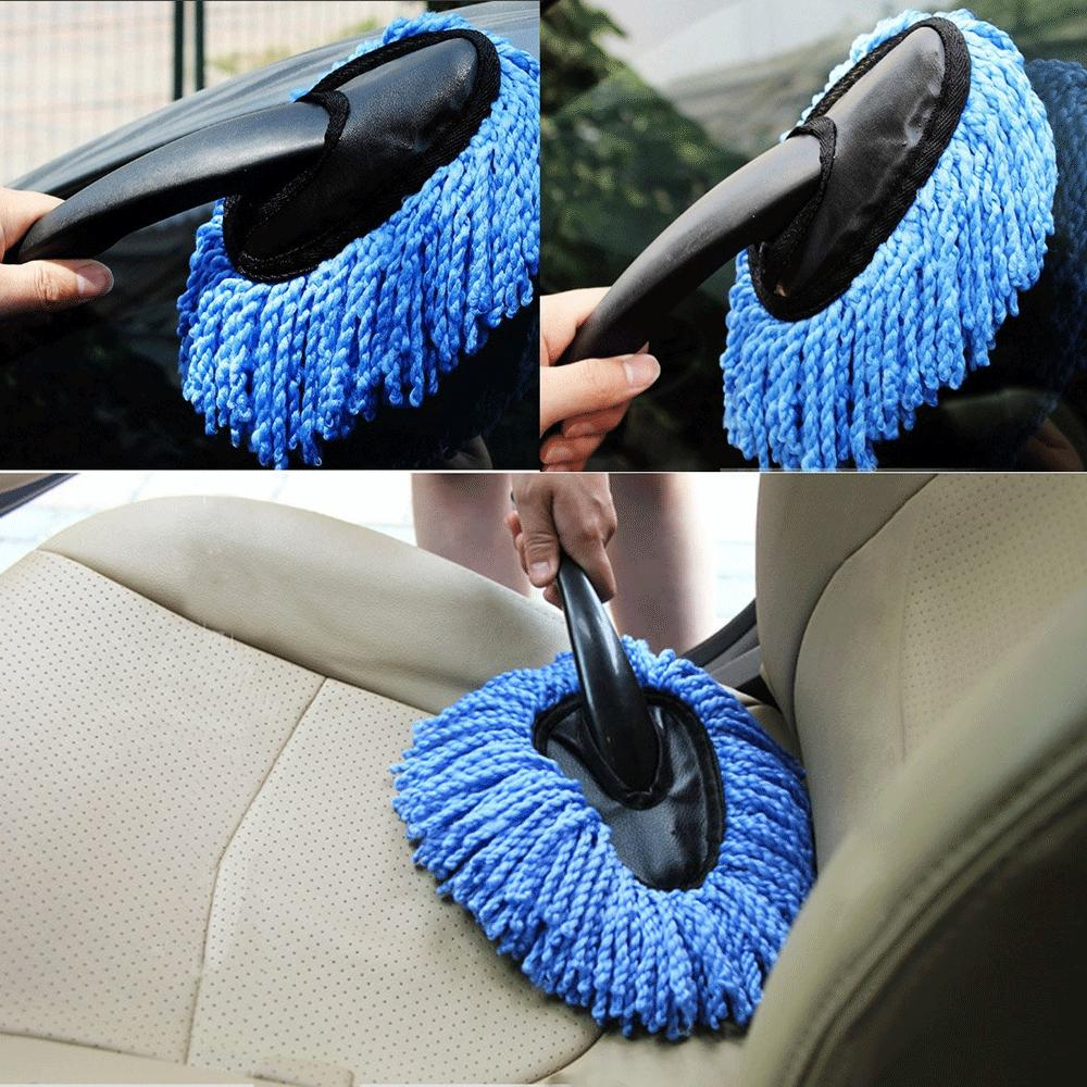 vehicle auto car truck microfiber duster dusting