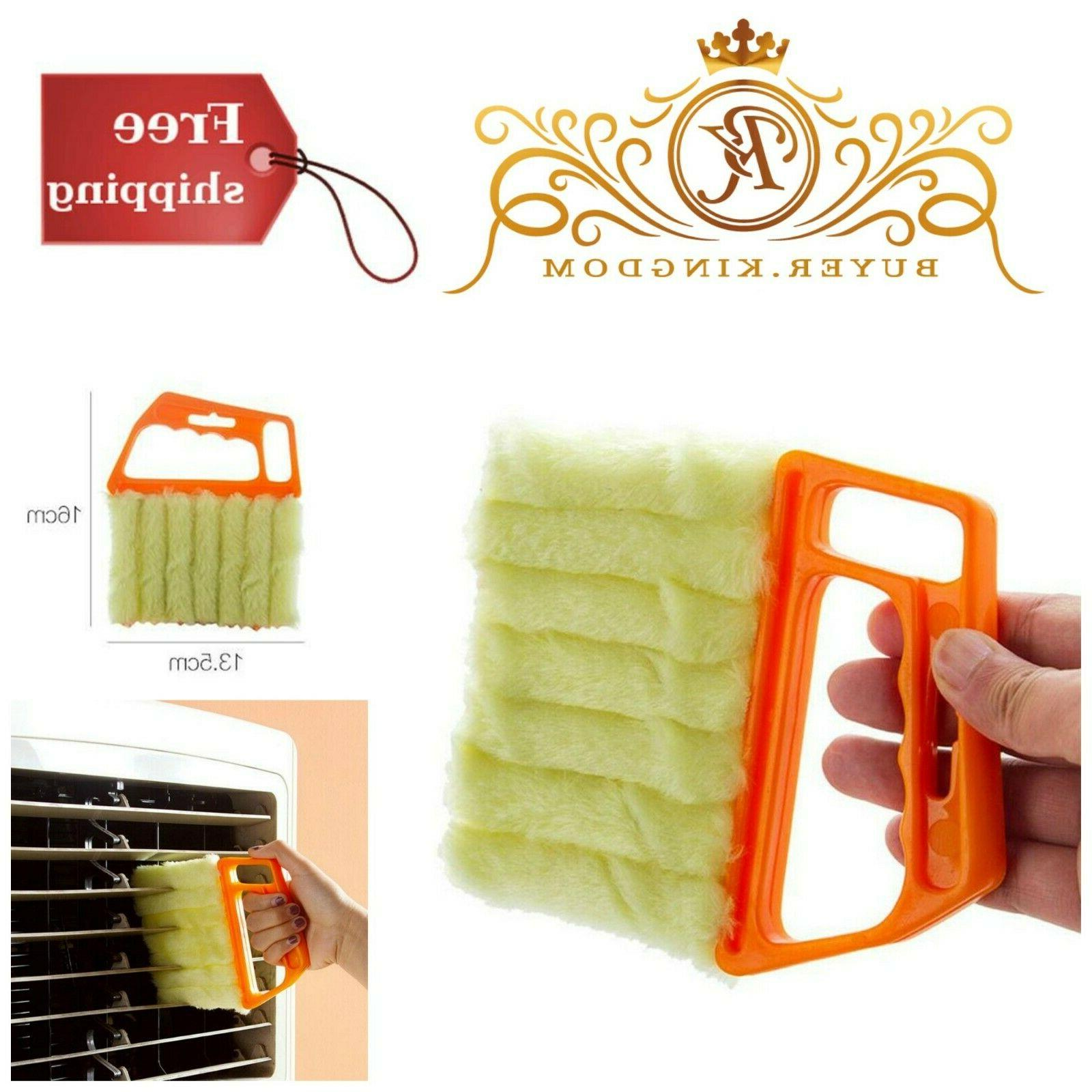 window blinds cleaner brush air conditioner duster