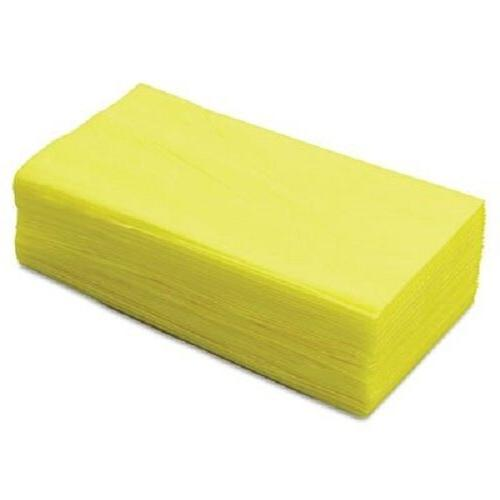 yellow treated dust cloth 50pk 1lb 17