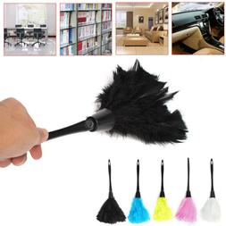 Magic Soft Mini Cleaning Duster Dust Cleaner Handle Feather