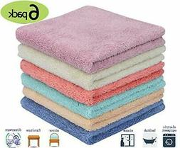 Microfiber Cleaning Cloth Dust Rag Dust Cloths Cleaning Towe