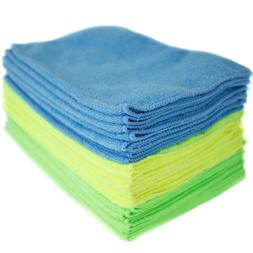 Zwipes Microfiber Cleaning Cloths 24-Pack