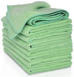 Vibrawipe Microfiber Cloth, Green