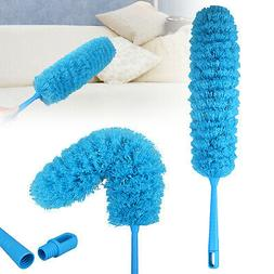 Microfiber Duster Cleaning Brush Dust Cleaner Bendable Handl