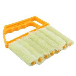 BESTOMZ Microfibre Blind Brush/ Detachable Window Air Duster