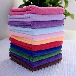 Multifunctional Microfibre Towel Cleaning Cloth Home Kitchen