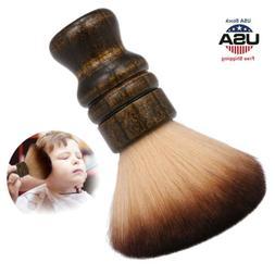 Neck Face Duster Brush Barber Hair Beard Clean Brush Salon H