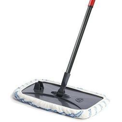 O-Cedar Hardwood Floor 'N More Microfiber Long Duster Mop w/