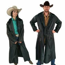 Saddle Slicker Cowboy Duster Coat