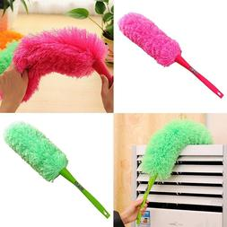 soft fiber duster feather static dusting brush